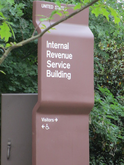 Internal Revenue Service, Washington D.C.